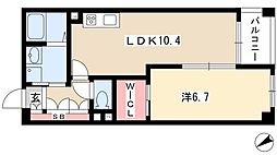 清水駅 8.6万円