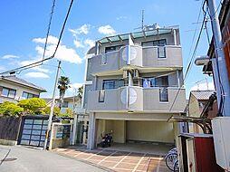 奈良県奈良市西笹鉾町の賃貸マンションの外観