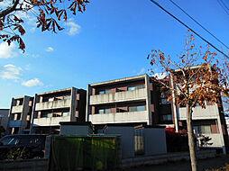 ミュー平岡[3階]の外観