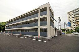 福岡県北九州市八幡西区本城東1丁目の賃貸アパートの外観