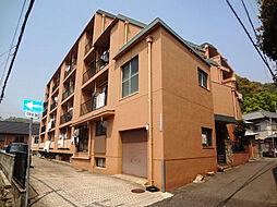 平野マンション[4階]の外観