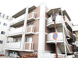 大阪府寝屋川市境橋町の賃貸マンションの外観