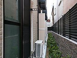 レオパレスクレール方丈[202号室]の外観