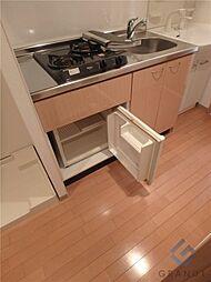 エステムコート梅田・天神橋リバーフロントの冷蔵庫