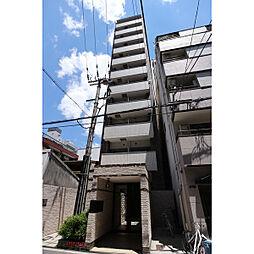 大阪府大阪市北区天満の賃貸マンションの外観