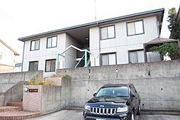 愛知県名古屋市緑区神沢2丁目の賃貸アパートの外観