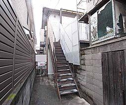 京都府京都市伏見区桝形町の賃貸アパートの外観
