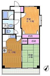 神奈川県川崎市多摩区菅北浦5丁目の賃貸マンションの外観