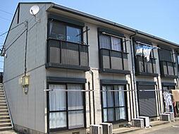 神奈川県横須賀市吉井4丁目の賃貸アパートの外観