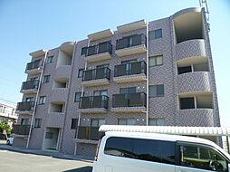 静岡県浜松市南区河輪町の賃貸マンションの外観