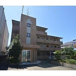 愛知県北名古屋市加島新田北浦の賃貸マンションの外観