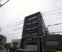 京都府京都市東山区東大路松原上る辰巳町の賃貸マンションの外観