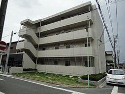 愛知県名古屋市西区天塚町1の賃貸マンションの外観