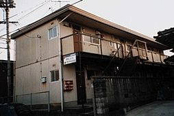 新通りコーポ[1階]の外観