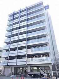 サンフレンドユーPartIIIマンション[4階]の外観
