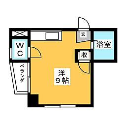 日商ビル[2階]の間取り