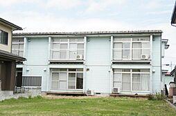 山形県山形市南栄町3丁目の賃貸アパートの外観