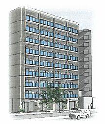 地下鉄今里駅 徒歩1分 新築マンション[3階]の外観