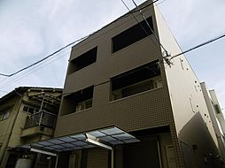 トーシン山坂[1階]の外観