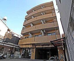 京都府京都市上京区大猪熊町の賃貸マンションの外観