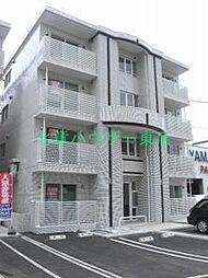 北海道札幌市東区北三十三条東17の賃貸マンションの外観