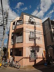 サバス太秦[2階]の外観