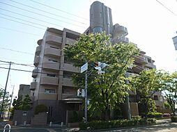 大阪府八尾市栄町1丁目の賃貸マンションの外観