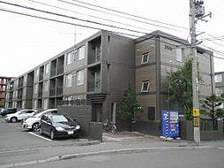 ホークメゾン札幌2号館[1階]の外観