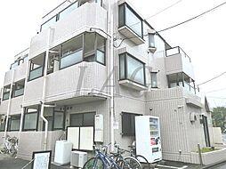 スカイコート世田谷上馬[3階]の外観
