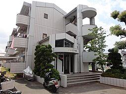 大阪府茨木市鮎川4丁目の賃貸マンションの外観