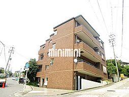 アパート[1階]の外観