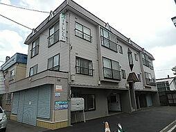 コーポしんえい[3階]の外観
