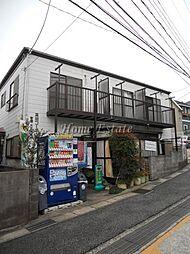 高田コーポ[2階]の外観