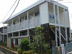 レオパレスASAHI[2階]の外観