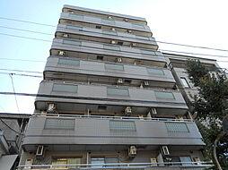 ポートヴィラ弁天3[4階]の外観
