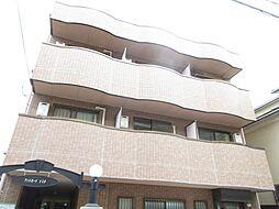 大阪府大東市北新町の賃貸マンションの外観
