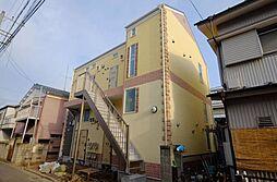 ユナイト汐入ヴィラージュの杜[1階]の外観