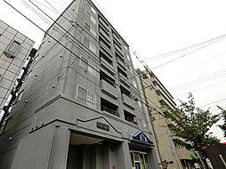 北海道札幌市白石区本郷通7丁目の賃貸マンションの外観
