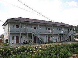 コスモ前橋ハイツ[1F (角)号室]の外観