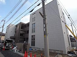 兵庫県川西市美園町3丁目の賃貸マンションの外観