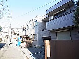 東京都足立区梅田4丁目の賃貸アパートの外観