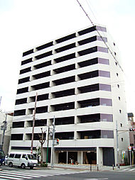 グラート西田辺[5階]の外観
