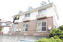愛知県名古屋市名東区高針3の賃貸アパートの外観