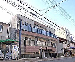 京都府京都市東山区渋谷通東大路東入常盤町の賃貸マンションの外観