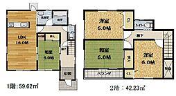 敷地が広く駐車スペース3台、お庭もございます。