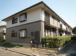 兵庫県伊丹市昆陽2丁目の賃貸アパートの外観