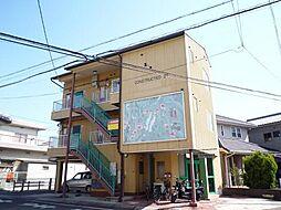 広島県福山市地吹町の賃貸マンションの外観