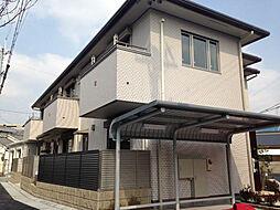 桜コートII[2階]の外観