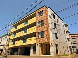 北海道札幌市東区北十五条東7丁目の賃貸マンションの外観