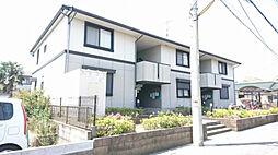 埼玉県春日部市備後西5丁目の賃貸アパートの外観